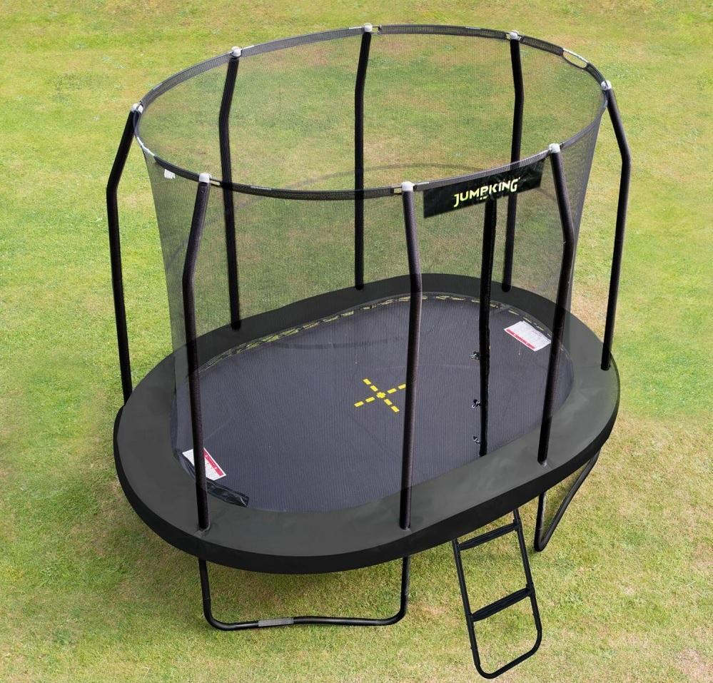 Image of Jumpking Trampolin - 350 x 244 cm - Trampolin 335230 (373-335230)