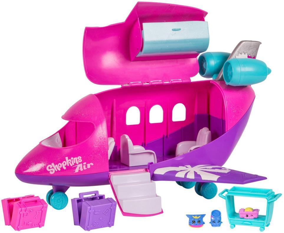 Image of Shopkins Skyannas Jet - Shopkins figurer jet 56618 (377-056618)