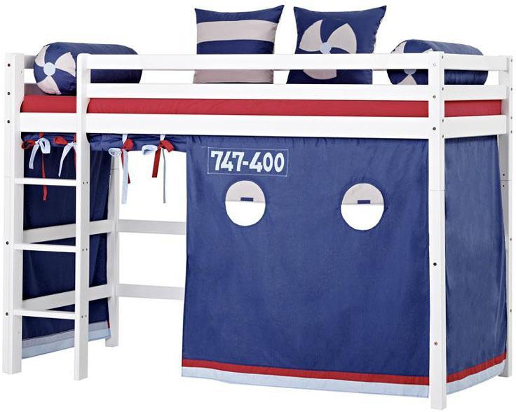Mellemhøj seng 90x200 cm - Mellemhøj seng 90x200 cm