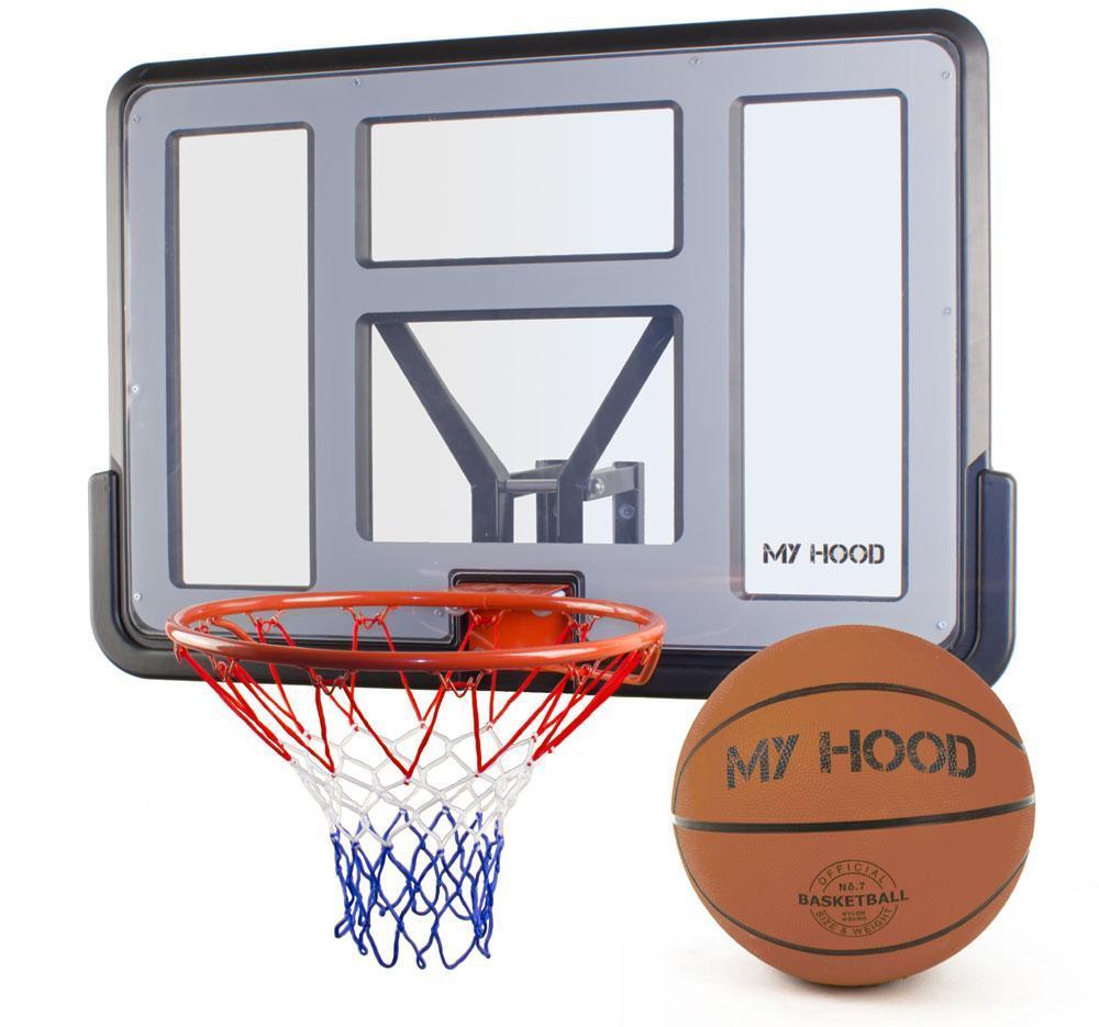 Image of My Hood Basketkurv Pro med bold - Udendørs 340135 (434-340135)
