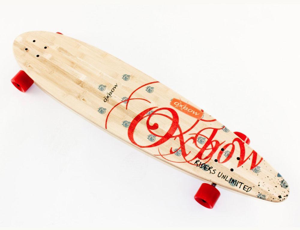 Image of My Hood Longboard - Skateboard 550640 (434-550640)