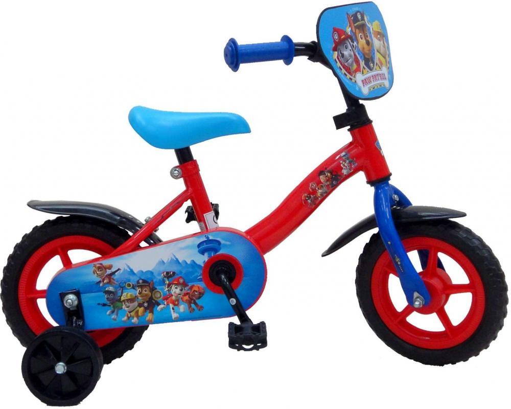 paw patrol – Paw patrol børnecykel 10 tommer - paw patrol børnecykel 61050-ch på eurotoys