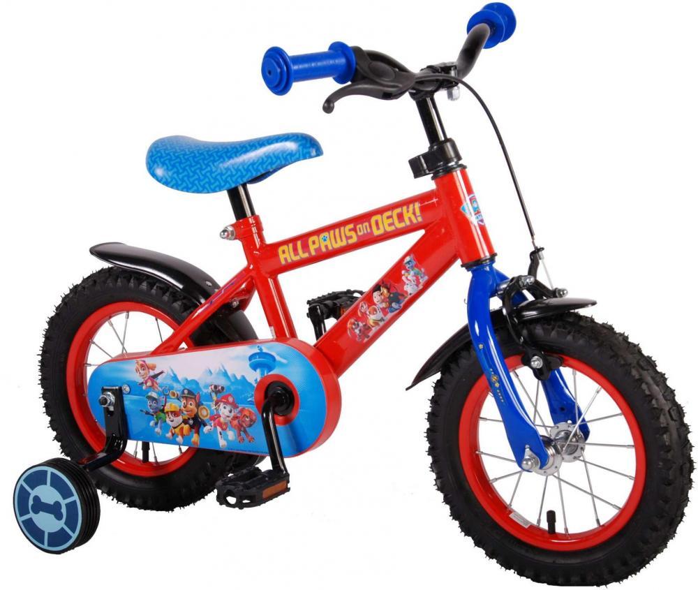 Paw patrol børnecykel 12 tommer - paw patrol børnecykel 61250-ch fra paw patrol på eurotoys