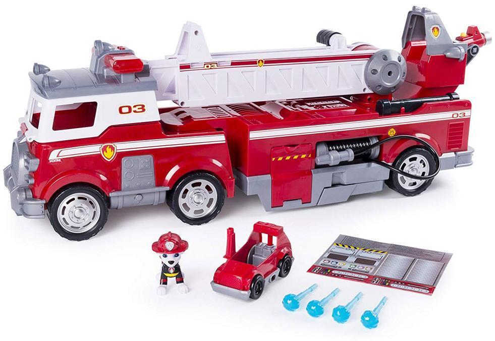 paw patrol – Paw patrol ultimate brandbil - paw patrol ultimate firetruck 147580 fra eurotoys