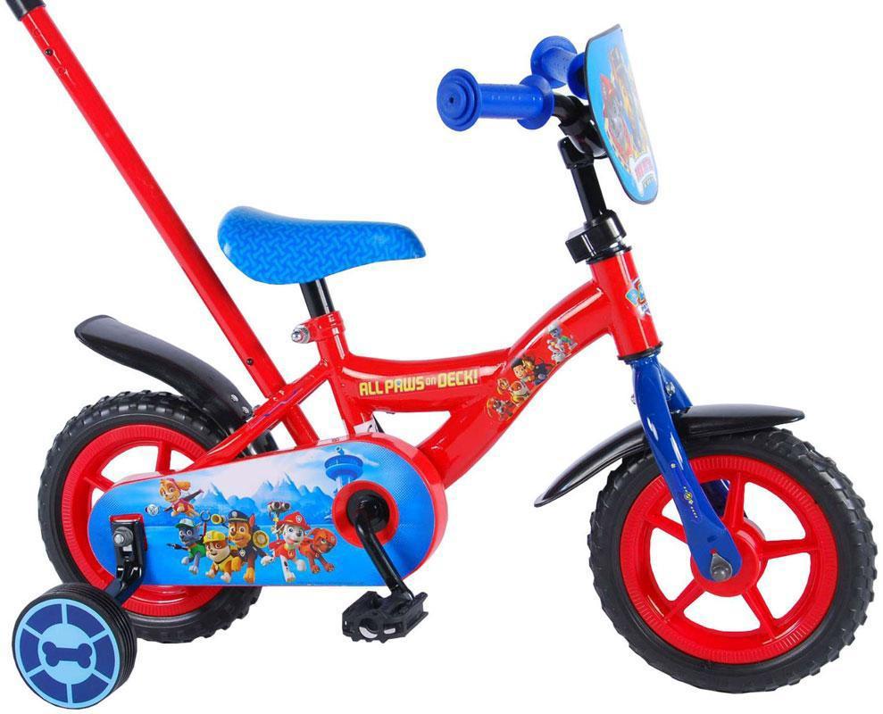 paw patrol Paw patrol børnecykel 10 tommer - paw patrol børnecykel 610509 fra eurotoys