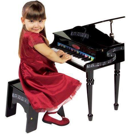 Stort klaver i børnehøjde - Stort klaver i børnehøjde