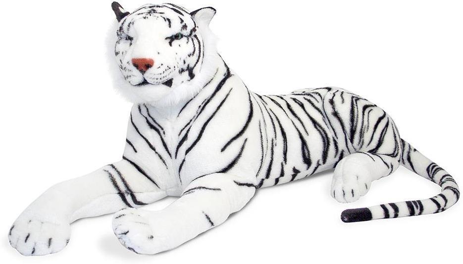 Stor tiger i plys - Stor tiger i plys