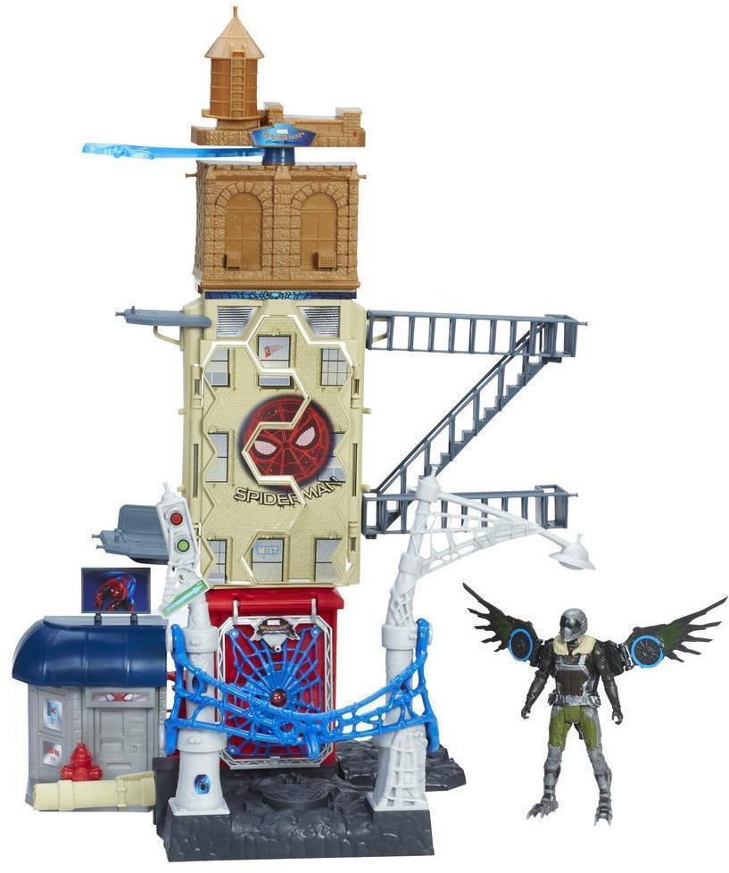 Spiderman mod Vulture playset 56 cm - Spiderman mod Vulture playset 56 cm