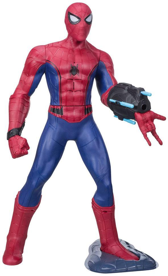 Spiderman Super Sense mega figur 60 cm - Spiderman Super Sense mega figur 60 cm