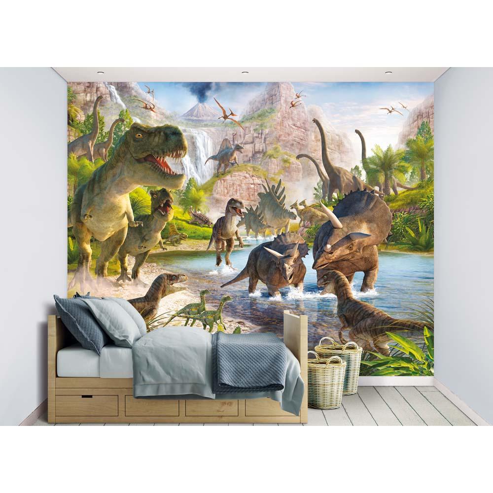 Dinosaur tapet - Dinosaur tapet