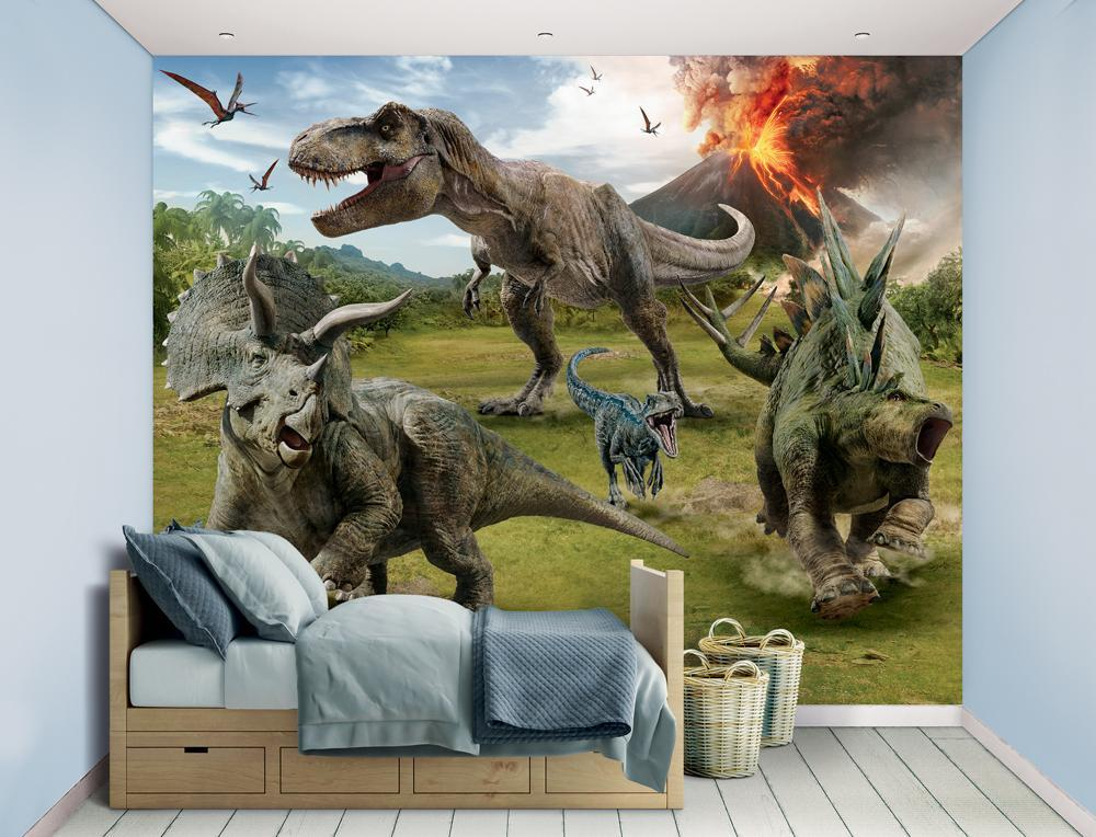 Jurassic World Fallen Kingdom Tapet - Jurassic World Fallen Kingdom Tapet