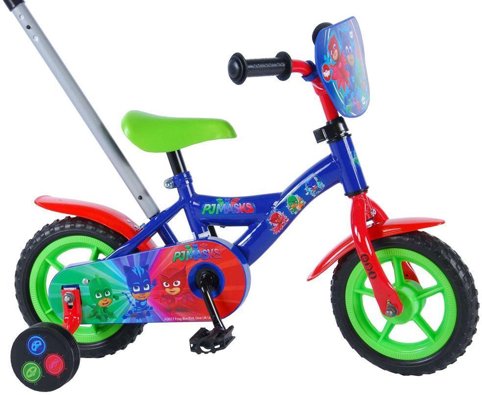 PJ Mask Børnecykel 10 tommer - PJ Mask Børnecykel 10 tommer
