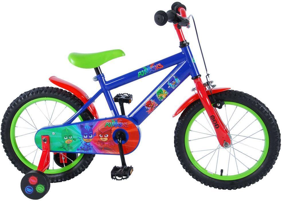 PJ Mask Børnecykel 16 tommer - PJ Mask Børnecykel 16 tommer