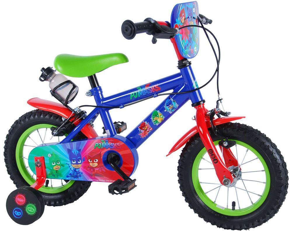 PJ Mask Børnecykel 12 tommer - PJ Mask Børnecykel 12 tommer