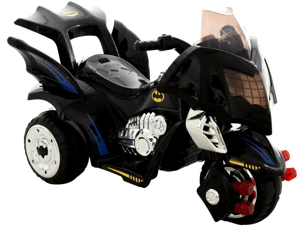 Batman Elbil 6v - Batman Elbil 6v