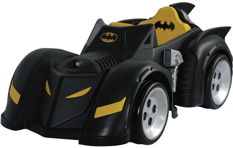 Batman Batmobil Elbil 6v - Batman Batmobil Elbil 6v