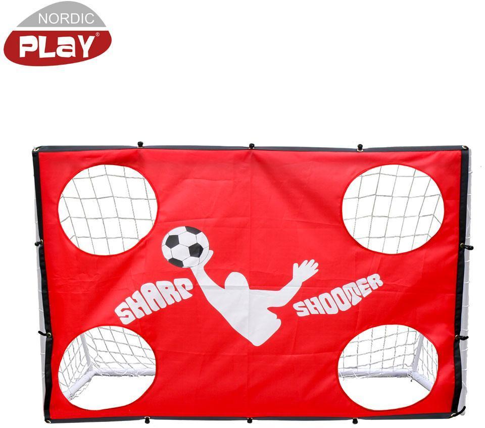 Euro Goal Fodboldmål 2,75x1,5x0,91 M ink - Euro Goal Fodboldmål 2,75x1,5x0,91 M ink