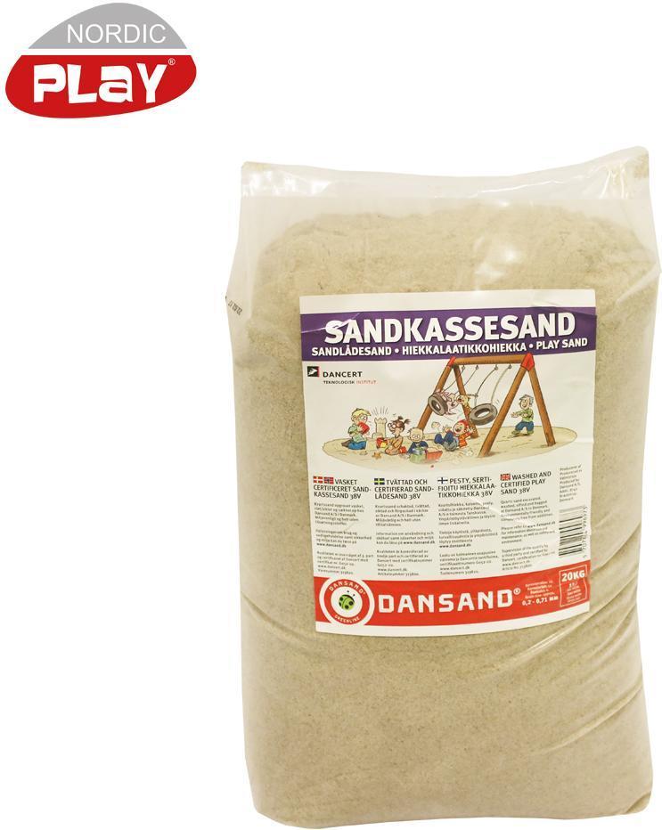 nordic play – sandkasser