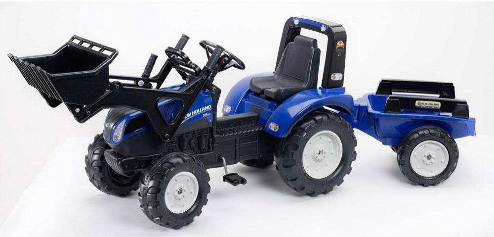 Image of New Holland T8 Pedaltraktor - Falk Traktor 090134 (466-090134)