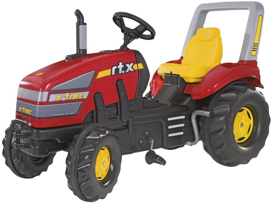 Billede af Rolly%20X-Trac%20pedal%20traktor - Rolly%20X-Trac%20pedal%20traktor