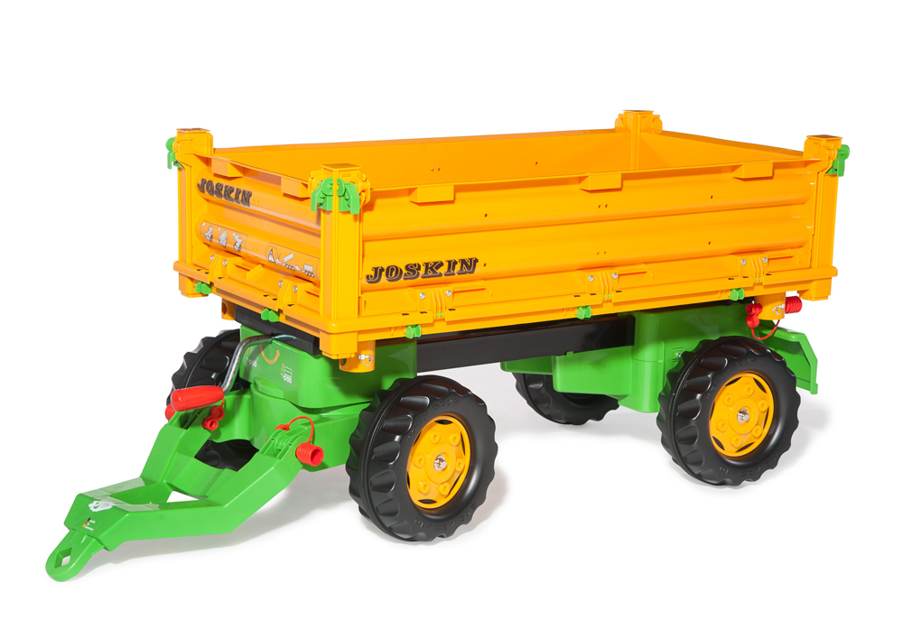 Image of Rollymulti trailer joskin - Rolly toys trailer 123209 (52-123209)