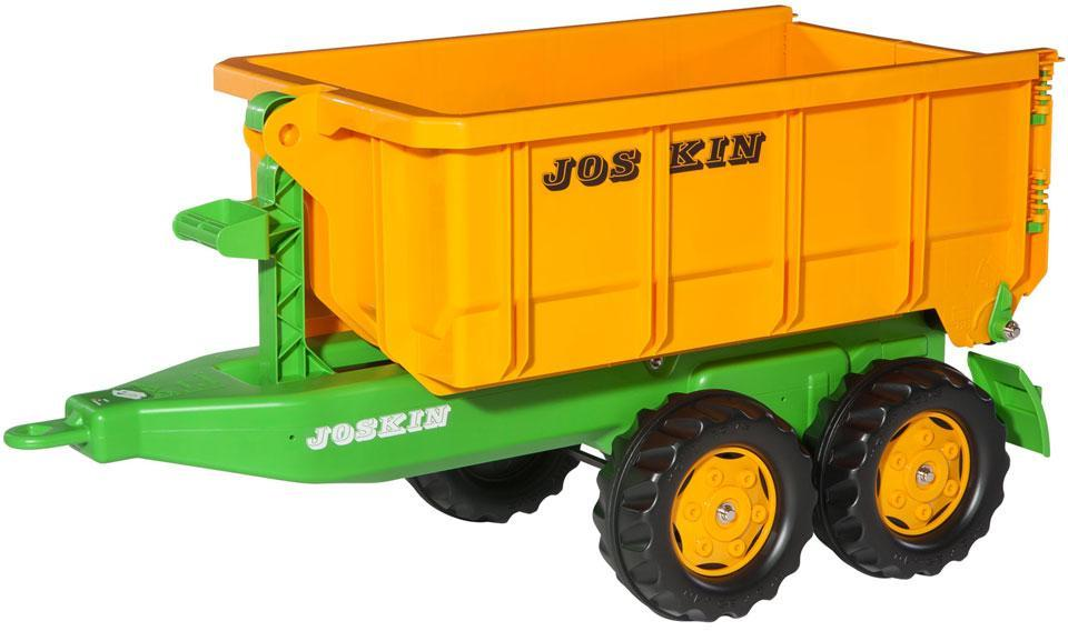 Image of Rollycontainer joskin - Rolly toys trailer 123216 (52-123216)