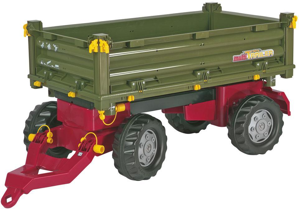Image of Rolly Multi Trailer - Rolly Toys 125005 (52-125005)