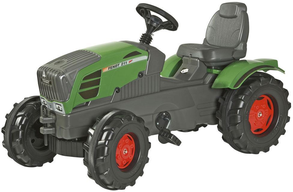 Image of RollyFarmtrac Fendt Vario Traktor - Rolly Toys 601028 (52-601028)