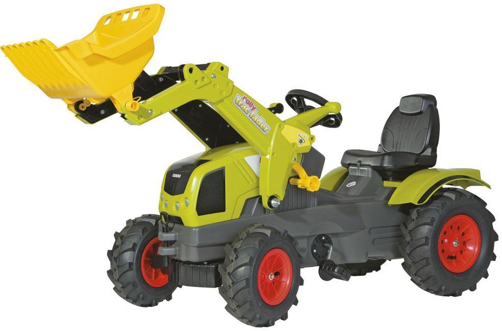 Image of RollyFarmtrac CLAAS Axos Traktor - Rolly Toys 611072 (52-611072)
