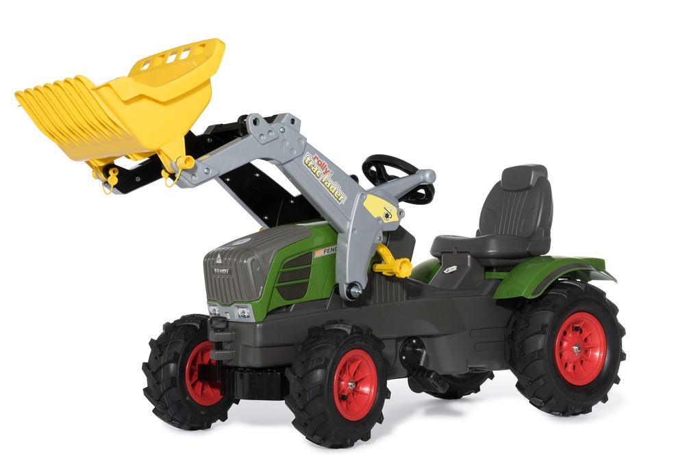 Image of RollyFarmtrac Fendt Vario Traktor - Rolly Toys 611089 (52-611089)