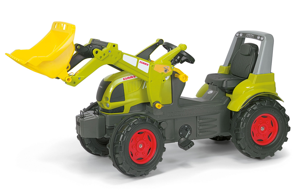 Image of Rolly FarmTrac Premium CLAAS Arion - Rolly Toys 710232 (52-710232)