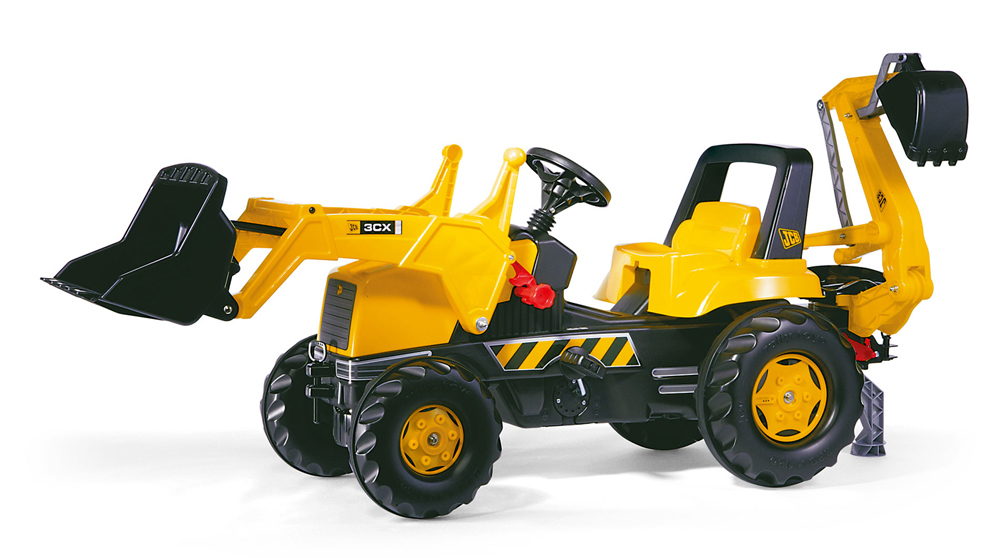 Image of   Rolly%20Junior%20JCB%20Traktor - Rolly%20Junior%20JCB%20Traktor