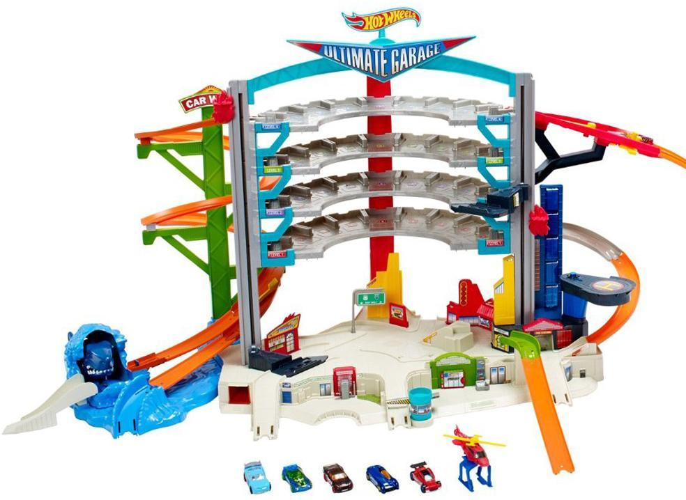 Hot Wheels Ultimate Garage - Hot Wheels Ultimate Garage