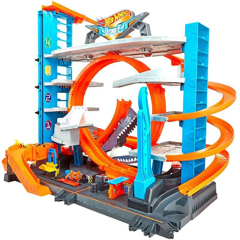 Hot Wheels Ultimate Mega Garage - Hot Wheels Ultimate Mega Garage