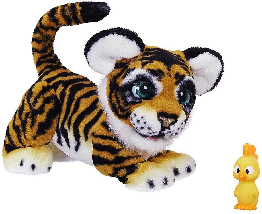 Furreal tiger brølende tyler - furreal bamse b9071 fra fur real fra eurotoys