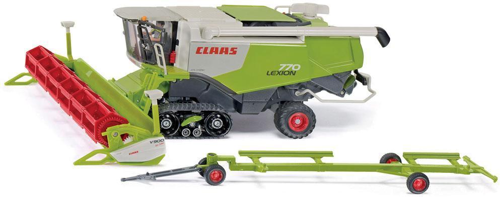 Image of Claas Lexion mejetærske 1:32 - Siku traktor 4258 (70-025800)