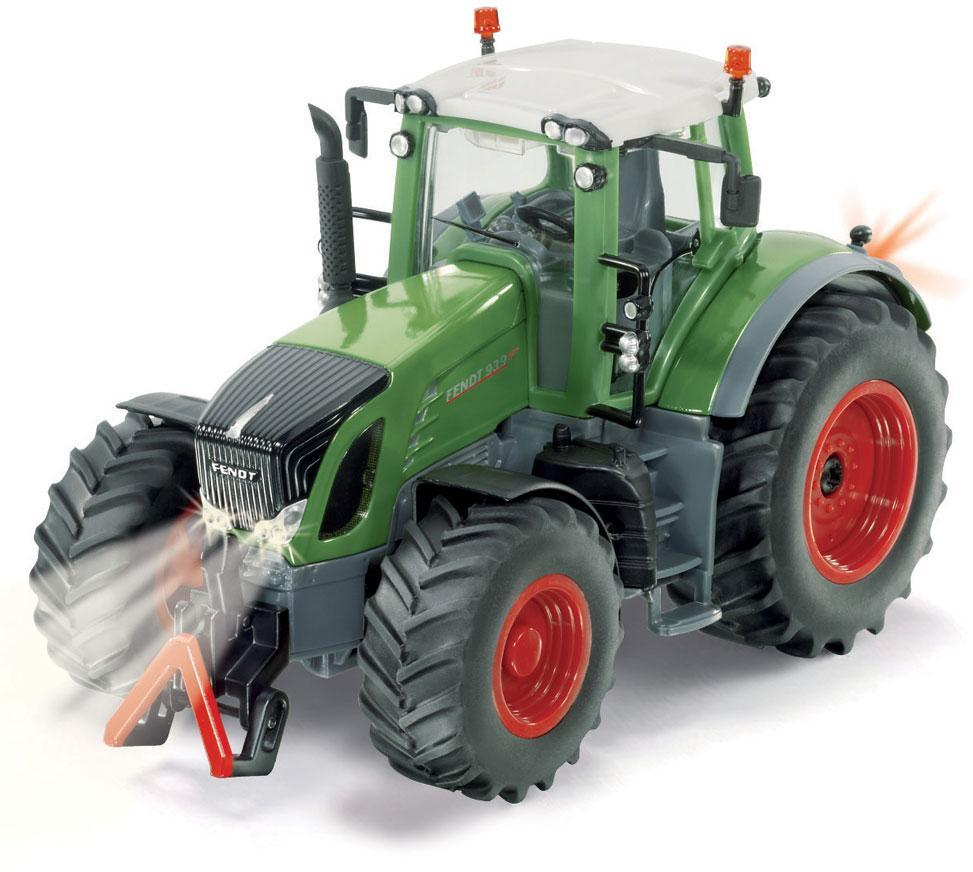 Kontrol traktor med lys - Kontrol traktor med lys