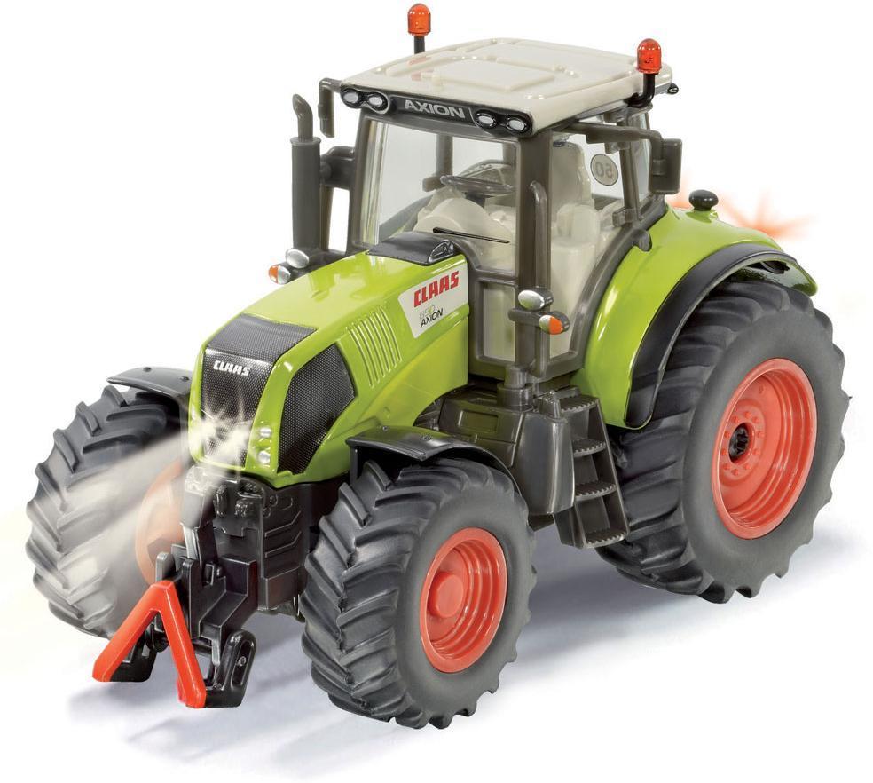 Kontrol claas 850 traktor med lys - Kontrol claas 850 traktor med lys