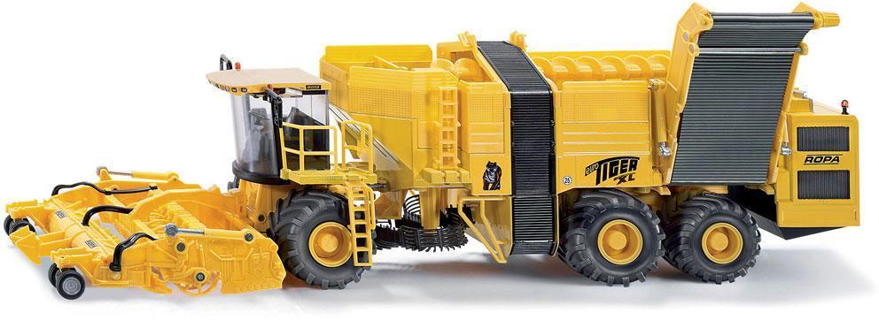 Image of Roe høster Ropa 1:32 - Siku traktor 4060 (70-884060)