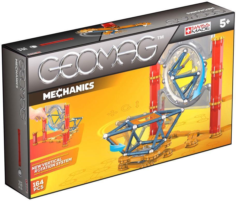 Geomag Mechanics 164 dele - Geomag Mechanics 164 dele