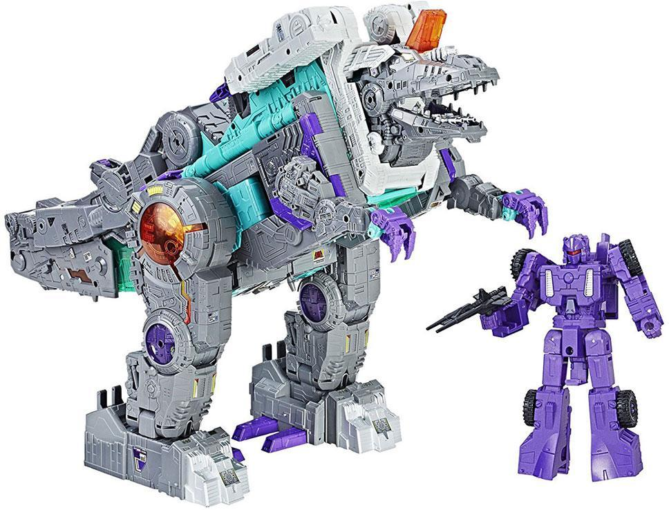 Transformers Trypticon Titan Class - Transformers Trypticon Titan Class