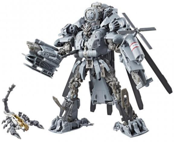 Transformers Blackout figur - Transformers Blackout figur