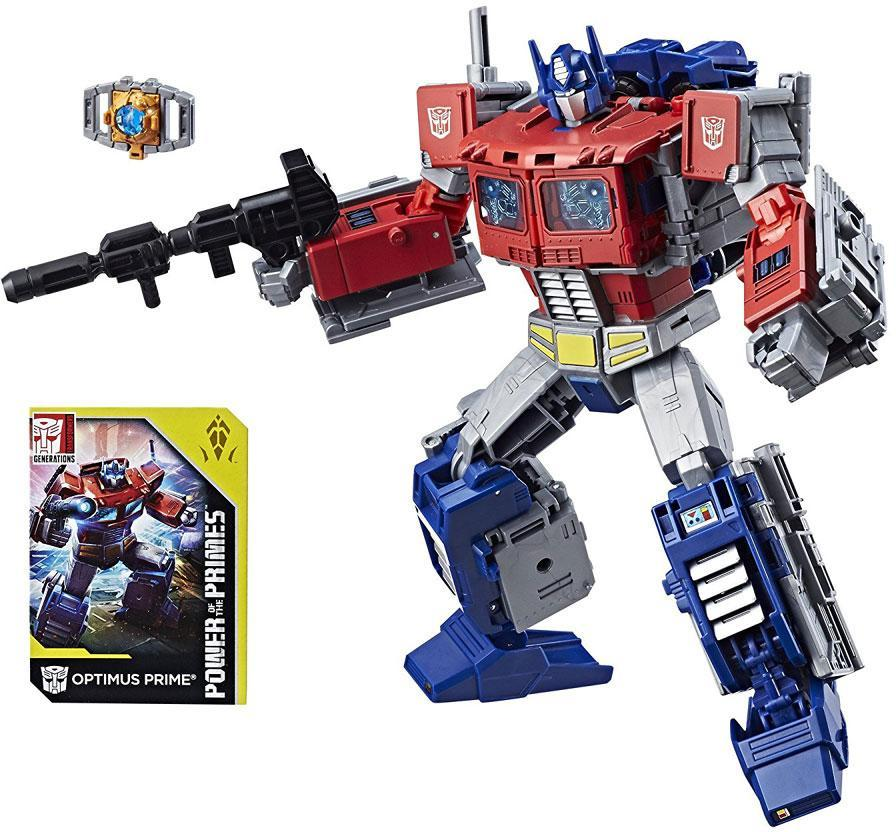 Optimus Prime evolution figur - Optimus Prime evolution figur