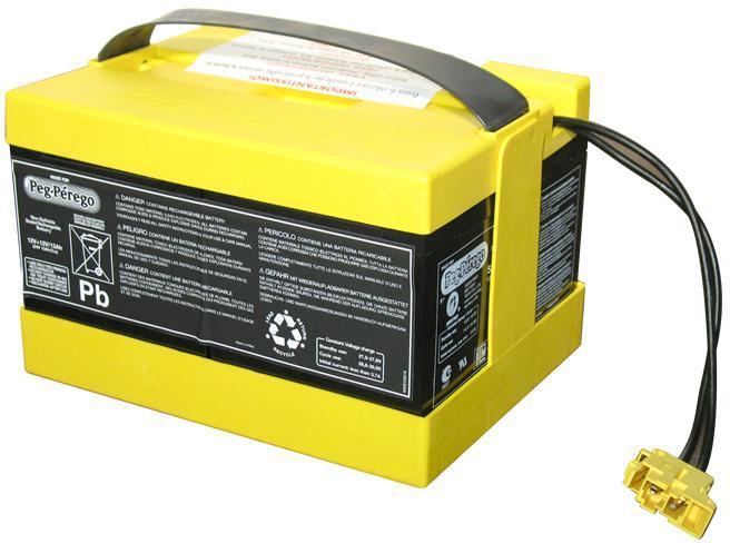 Billede af Batteri%2024V%2012Ah%20Peg-Pérego - Batteri%2024V%2012Ah%20Peg-Pérego