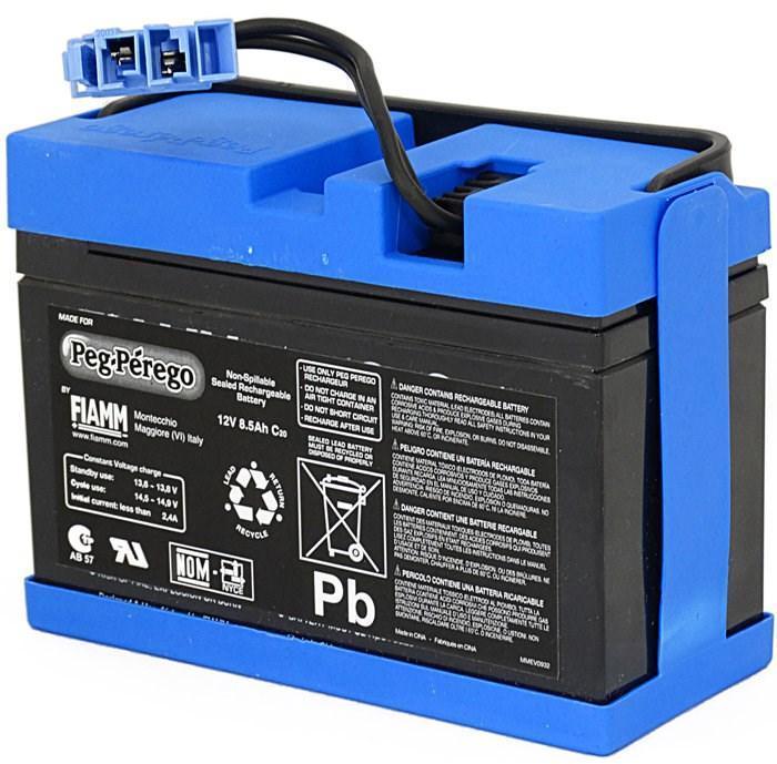 Image of 12V - 8 Ah batteri peg perego - Peg-perego tilbehør 362570 (94-362570)