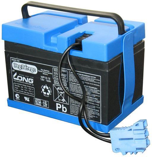 Billede af 12V%20-%2012%20Ah%20batteri%20peg%20perego - 12V%20-%2012%20Ah%20batteri%20peg%20perego