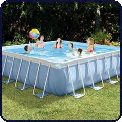 Flot Intex Pools - Køb svømmebassin, badebassin og pool hos Eurotoys HU-45