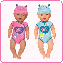 4b82c6631ae8 Baby Born Shop - Eurotoys - Legetøj online - Side 1 6